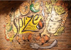 造成集体食物中毒的峇峇利路Spize餐馆