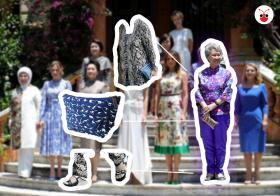 在阿根廷举行的G20(20国峰会)上周六(1日)刚结束,各国领导人一本正经谈的世界大事大家可能都忘了,但领导人夫人的穿着大家肯定忘不了吧。