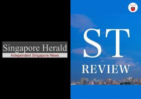 Singapore Herald and States Times Review
