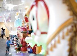 新加坡圣诞购物