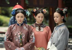 中国宫斗剧被禁播