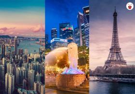 全球最贵城市 新加坡连续6年蝉联第一宝座