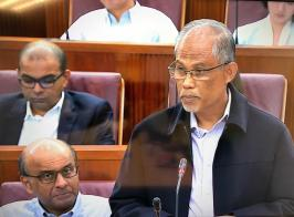 环境及水源部长马善高昨天在国会上说,政府不可能用纳税人的钱来拯救凯发投资者。