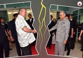 人民选出的政党才可以 马哈迪:柔苏丹无权决定大臣人选