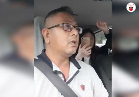 女乘客拒付ERP争议事件 Go-Jek司机接获陆交局警告