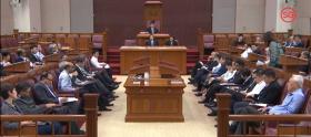 新加坡国会昨天通过《防止网络假信息和网络操纵法案》。