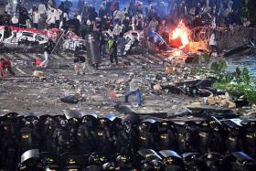 """印尼总统大选不服输 反对派支持者暴动使当地华人担忧""""排华""""噩梦再临"""