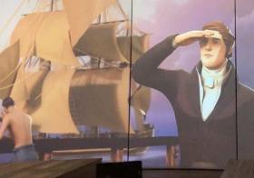 开埠200年展览