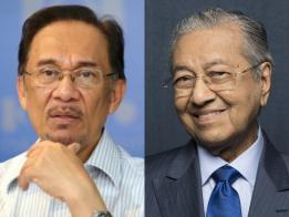 安华还得再等等 马哈迪称3年内退位