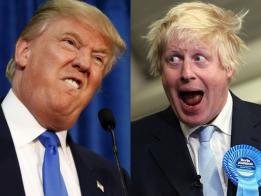英美两大金毛强强联手 世界从此不再平静?
