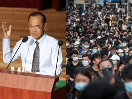 《西游记》比喻反送中 杨荣文:香港难逃北京的手掌心