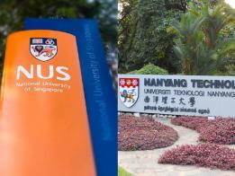 新加坡国立大学和南洋理工大学