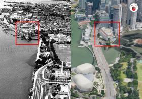 60年代的新加坡长这样 50年前空拍图带你回到过去