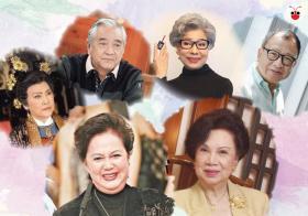 香港TVB甘草演员,老的老,走的走。