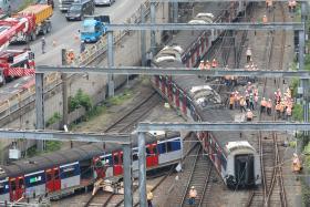 """""""模范生""""港铁出轨 新加坡地铁只是小打小闹但可靠度仍惨输"""