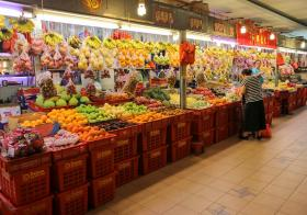 Haze causes fruit production to be decreased in Malaysia