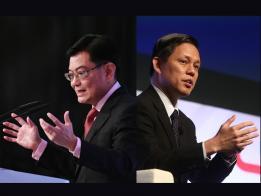 行动党第四代领导人王瑞杰陈振声