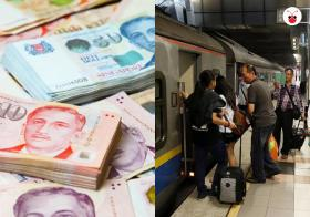 有多不想做新加坡人生意? 新柔火车只接受马国银行付款