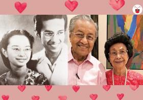 老马夫妇的60年爱情童话