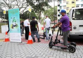 电动踏板车回收