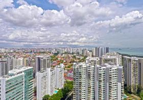新加坡房地产市场前景大好