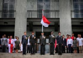 singapore new national anthem