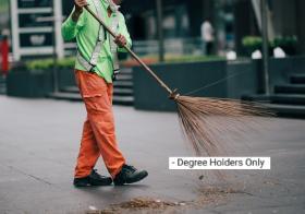 请马国大学生当清洁工 背后的猫腻比你想的还惊人