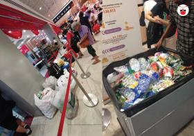 Recycling vending machines overworked, incentives adjusted to S$0.20 for every 20 containers