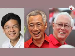 第二第三第四代领导人