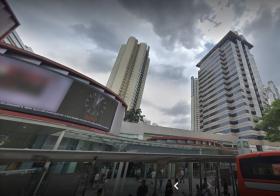 中峇鲁广场与Central Plaza