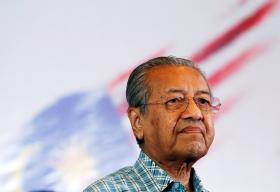 马哈迪辞职