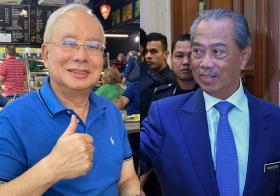 总检察长和反贪会主席先后去职 慕尤丁还能坚持打贪吗?