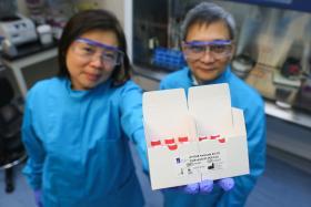 新加坡科技研究院(A*Star)成功研发本地首个2019冠状病毒检测试剂盒。