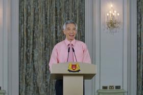 李显龙总理