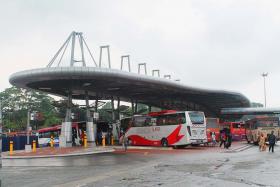 行管令生效就仅60%马国人遵守 有确诊者搭跨州巴士拖累全车