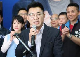 史上最年轻党主席 江启臣力扛国民党改革大任