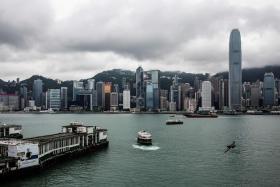 香港维多利亚港湾