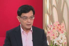 王瑞杰接受《亚洲新闻台》专访