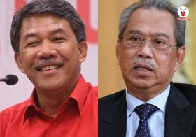 学学人家新加坡嘛 马国巫统老二:慕尤丁最好也解散国会举行大选!