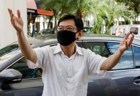 """新加坡大选提名结束了! 细数六个""""最出乎意料"""""""