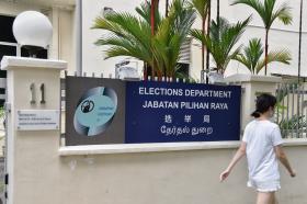 新加坡选举局