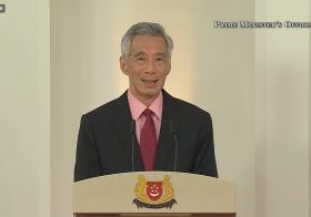 李显龙总理演讲