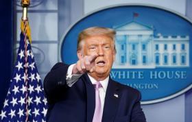 """""""我输了美国人都得学中文"""" 特朗普这番话背后是何逻辑?"""