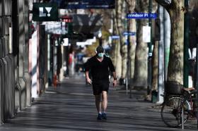 澳大利亚第二波疫情重新封城
