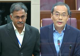 陈立峰指行动党移动竞选海报害他被投诉 穆仁理:有何凭据?