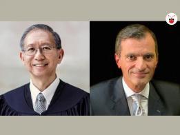 高庭法官陈成安与律师阿尼尔