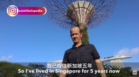 老外眼里的新加坡PK台湾 猜猜看谁赢了?