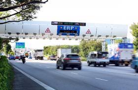 公路收费系统(ERP)闸门