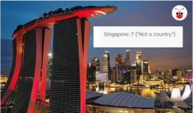 新加坡刚庆祝建国55周年