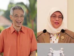 只有两名新加坡人登榜,其他都是外国人